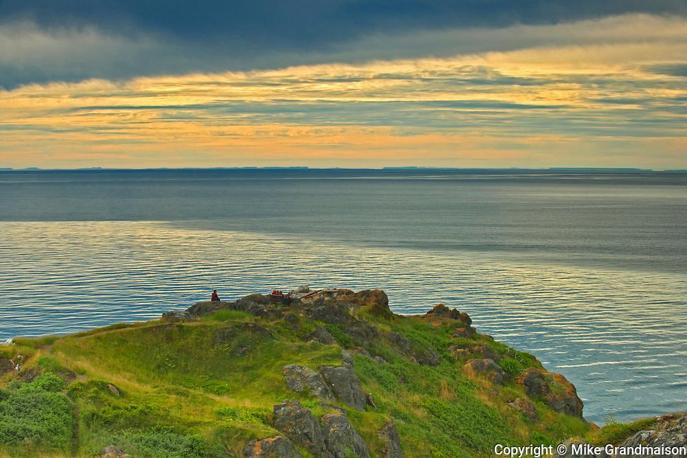 SwallowtaiL Lighthouse<br />Grand Manan Island<br />New Brunswick<br />Canada