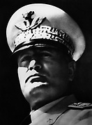 Benito Mussolini,(29 July 1883 - 28 April 1945)Italian politician who led the National Fascist Party Prime Minister of Italy in 1922 and began using the title Il Duce by 1925. After 1936, his official title was 'His Excellency Benito Mussolini, Head of Gov