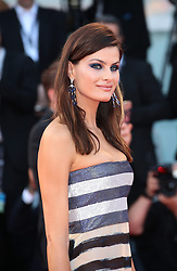 Isabeli Fontana  walks the red carpet ahead of the 'Downsizing' screening and Opening Ceremony during the 74th Venice Film Festival at Sala Grande on August 30, 2017 in Venice, Italy (Photo by Matteo Chinellato/NurPhoto/Sipa USA)