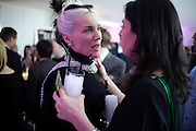 DAPHNE GUINNESS; MARY MCCARTNEY; Told, The Art of Story by Simon Aboud. Published by Booth-Clibborn editions. Book launch party, <br /> St Martins Lane Hotel, 45 St Martins Lane, London WC2. 8 June 2009