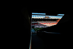 General View inside the stadium - Photo mandatory by-line: Rogan Thomson/JMP - 07966 386802 - 04/01/2015 - SPORT - FOOTBALL - Sunderland, England - Stadium of Light - Sunderland v Leeds United - FA Cup Third Round Proper.