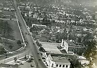 1922 Aerial photo of Los Feliz School