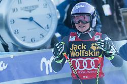 Tessa Worley (FRA) during 6th Ladies' Giant slalom at 53rd Golden Fox - Maribor of Audi FIS Ski World Cup 2015/16, on January 7, 2017 in Pohorje, Maribor, Slovenia. Photo by Marko Vanovsek / Sportida