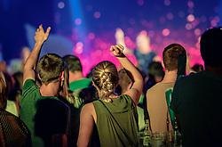 21.06.2019, Baumbar Areal, Kaprun, AUT, Austropop Festival, im Bild Fan Feature // fan feature during the Austropop Music Festival in Kaprun, Austria on 2019/06/21. EXPA Pictures © 2019, PhotoCredit: EXPA/Stefanie Oberhauser