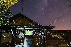June 20, 2017 - Riau, Java, Indonesia - Milky Way at Batang samo village on June 20 , 2017, in Pasir Pengaraian, Riau Province, Indonesia  (Credit Image: © Afrianto Silalahi/NurPhoto via ZUMA Press)