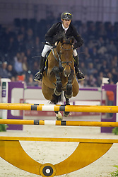 Ehning Marcus (GER) - Sabrina<br /> Rolex FEI World Cup ™ Jumping Final <br /> 'S Hertogenbosch 2012<br /> © Dirk Caremans