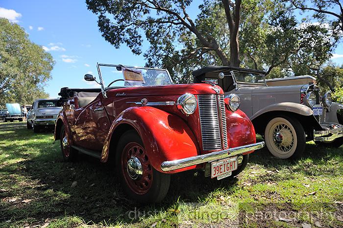 1939 Austin 8. 2011 Classic Car Show, Whiteman Park, Perth, Western Australia. March 20, 2011