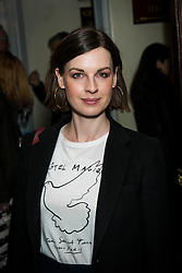 Jessica Raine attends the Beginning press night at the Ambassadors Theatre, London. Picture date: Tuesday 23rd January 2018.  Photo credit should read:  David Jensen/ EMPICS Entertainment