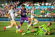 Rnd 16 Perth Glory v Newcastle