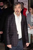 Sebastian Barry at the On Blueberry Hill play press night, Trafalgar Studios, London, 11 Mar 2020 Photo by Brian Jordan