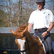 USEF High Performance and Developing Riders Aiken Training Session at Bridle Creek