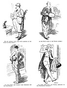 No one minded when the chief arrived at the office in plus fours - or the head clerk in his tennis attire - or even when the cashier came prepared for the dirt-track - but when Millicent, our typist, appeared in her Serpentine costume!!!