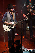 "Photos of Ryan Bingham performing live on the ""Fear and Saturday Night"" Tour 2016 at Irving Plaza, NYC on February 5, 2016. © Matthew Eisman/ Getty Images. All Rights Reserved"