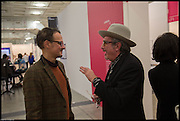 JONATHAN YEO; ROGER KLEIN, Art 14. Olympia Grand Hall. London. 27 February 2013.