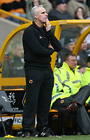 Photo: Rich Eaton.<br /> <br /> Wolverhampton Wanderers v West Bromwich Albion. The FA Cup. 28/01/2007. Wolves manager Mick McCarthy has much to ponder as his team lose 3-0 at home