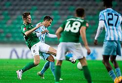 Goran Cvijanović of Gorica during football match between NK Olimpija and ND Gorica in 1st Round of Prva liga Telekom Slovenije 2020/21, on September 30, 2020 in SRC Stozice, Ljubljana, Slovenia. Photo by Vid Ponikvar / Sportida