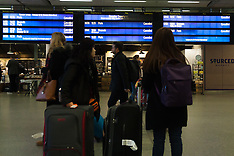 2015-01-17 Eurostar cancelled causing travel nightmares for thousands