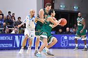 DESCRIZIONE : Eurocup 2014/15 Last32 Dinamo Banco di Sardegna Sassari -  Banvit Bandirma<br /> GIOCATORE : David Logan<br /> CATEGORIA : Difesa Blocco Controcampo<br /> SQUADRA : Dinamo Banco di Sardegna Sassari<br /> EVENTO : Eurocup 2014/2015<br /> GARA : Dinamo Banco di Sardegna Sassari - Banvit Bandirma<br /> DATA : 11/02/2015<br /> SPORT : Pallacanestro <br /> AUTORE : Agenzia Ciamillo-Castoria / Luigi Canu<br /> Galleria : Eurocup 2014/2015<br /> Fotonotizia : Eurocup 2014/15 Last32 Dinamo Banco di Sardegna Sassari -  Banvit Bandirma<br /> Predefinita :