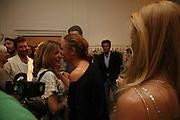 Gillian anderson and Stella McCartney, PETA's Humanitarian Awards, Stella McCartney, Bruton Street, London, W1. 28 June 2006. ONE TIME USE ONLY - DO NOT ARCHIVE  © Copyright Photograph by Dafydd Jones 66 Stockwell Park Rd. London SW9 0DA Tel 020 7733 0108 www.dafjones.com
