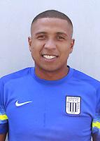 Football - Peruvian League Descentralizado - <br /> Movistar Trophy 2016 - Abertura Tournament / <br /> Club Alianza Lima - <br /> Josimar Atoche