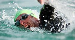 03.07.2011, Ironman Austria, Klagenfurt, Kaernten, im Bild Marino Vanhoenacker, EXPA Pictures © 2011, PhotoCredit: EXPA/ M. Kuhnke