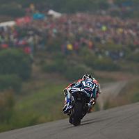 2011 MotoGP World Championship, Round 2, Jerez, Spain, 3 April 2011, Ben Spies