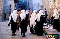 Israel - Jerusalem - Jerusalem Ouest - Quartier musulman