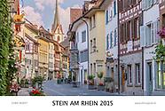 Kalender Stein am Rhein 2015