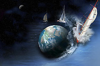 Seiling<br /> Illustrasjon<br /> Foto: Dppi/Digitalsport<br /> NORWAY ONLY<br /> <br /> SAILING - VENDEE GLOBE 2004-2005 - MONO 60