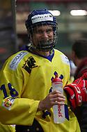Sandro Huegli (Wallisellen) im Spiel der 2. Liga zwischen dem SC Küsnacht und dem EHC Wallisellen, am Mittwoch, 20. Oktober 2021, in der Kunsteisbahn Küsnacht KEK. (Thomas Oswald)