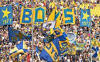 Tifosi Parma Supporters <br /> Parma 22-09-2018 Stadio Ennio Tardini Football Calcio Serie A 2018/2019 Parma - Cagliari <br /> Foto Andrea Staccioli / Insidefoto