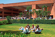 MEXICO, MEXICO CITY, EDUCATION Ibero Americana University, leading university with new campus in western suburbs of Mexico City