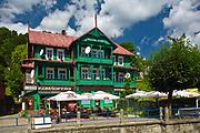Willa Białej Róży, Krynica Zdrój, Polska<br /> Guest house Białej Róży, Krynica Zdrój, Poland