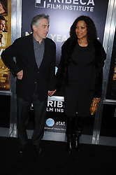 NEW YORK, NY - DECEMBER 07:  Robert DeNiro_Grace Hightower attends the 'New Year's Eve' premiere at Ziegfeld Theatre on December 7, 2011 in New York City. .People:   Robert DeNiro_Grace Hightower. (Credit Image: © SMG via ZUMA Wire)