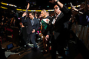 LAS VEGAS, NV - JULY 9:  Cain Velasquez walks to the Octagon during UFC 200 at T-Mobile Arena on July 9, 2016 in Las Vegas, Nevada. (Photo by Cooper Neill/Zuffa LLC/Zuffa LLC via Getty Images) *** Local Caption *** Cain Velasquez