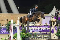 TEBBEL Maurice (GER), Don Diarado<br /> Doha - CHI Al SHAQAB 2020<br /> Int. jumping competition against the clock (1.50/1.55 m) - CSI 5*<br /> Big Tour<br /> 27. Februar 2020<br /> © www.sportfotos-lafrentz.de/Stefan Lafrentz