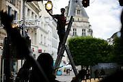 Reportage sur la tournee des Becs bien zen, groupe de musique lyonnais. Ete et automne 2011 //<br /> Report on a tour of the Becs bien zen, musicians from Lyon, France.  Summer and autumn 2011