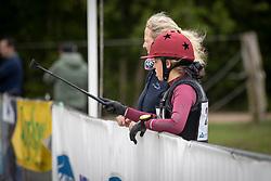 Sutherland Julie, BEL<br /> Nationaal Kampioenschap Eventing Minderhoud 2018<br /> © Hippo Foto - Dirk Caremans