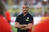 Fotball<br /> Italia<br /> Foto: Inside/Digitalsport<br /> NORWAY ONLY<br /> <br /> Trainer Claudio Ranieri (Juventus)<br /> <br /> Friendly match<br /> 11 Aug 2007 <br /> Juventus v Roma (5-2)