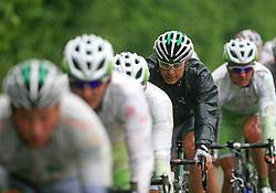 Jure Golcer of Slovenia (LPR Brakes) winner of the 15th Tour de Slovenie in 4th stage from Celje to Novo mesto (157 km), on June 14,2008, Slovenia. (Photo by Vid Ponikvar / Sportal Images)/ Sportida)