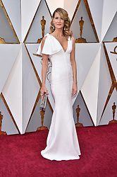 Laura Dern walking the red carpet as arriving for the 90th annual Academy Awards (Oscars) held at the Dolby Theatre in Los Angeles, CA, USA, on March 4, 2018. Photo by Lionel Hahn/ABACAPRESS.COM