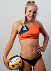 Esmee Priem during the BTN photoshoot on 3 september 2020 in Den Haag.