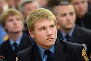 Bucks County Firefighter Graduation at Bucks County Community College in Newtown, Pennsylvania