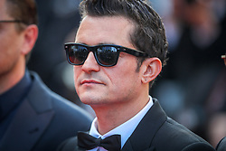 Orlando Bloom attend the screening of The Traitor during the 72nd annual Cannes Film Festival on May 23, 2019 in Cannes, France. Photo by Shootpix/ABACAPRESS.COM