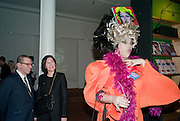JONATHAN NEWHOUSE; SHARLEEN SPITERI; DANIEL LISMORE, 30 Years Of i-D - book launch. Q Book 5-8 Lower John Street, London . 4 November 2010. -DO NOT ARCHIVE-© Copyright Photograph by Dafydd Jones. 248 Clapham Rd. London SW9 0PZ. Tel 0207 820 0771. www.dafjones.com.