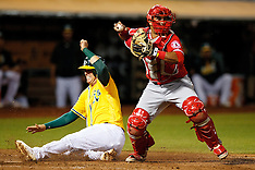 20160906 - Los Angeles Angels of Anaheim at Oakland Athletics