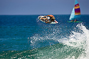 Julien Wilson <br /> Doing an Ariel in Mexico
