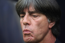June 17, 2018 - Moscow, Russia - June 17, 2018, Russia, Moscow, FIFA World Cup, First round, Group F, Germany vs Mexico at the Luzhniki stadium. Player of the national team Main coach; trainer; Main coach; trainer; Joachim Loew; Joachim Leo; (Credit Image: © Russian Look via ZUMA Wire)