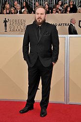Matt Peters arrives at the 24th annual Screen Actors Guild Awards at The Shrine Exposition Center on January 21, 2018 in Los Angeles, California. <br /><br />(Photo by Sthanlee Mirador/Sipa USA)