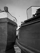 Boat Hulls, Berlin, 1925